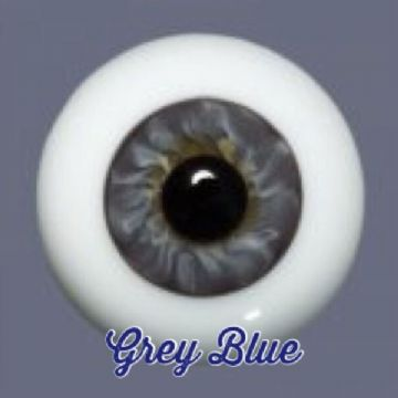 Grey Blue - LARGE IRIS